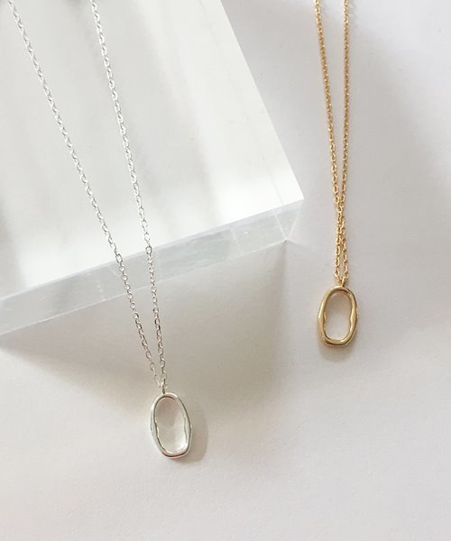 (silver925) vincent necklace