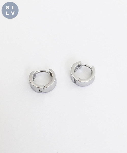 (silver925) tiny earring