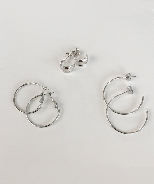 our earring set