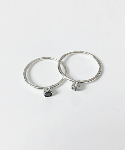 (silver925) kate ring