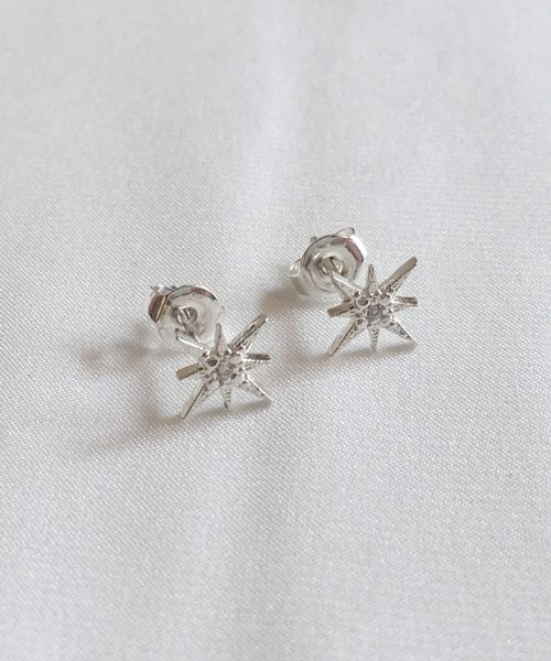 (silver925) amour earring