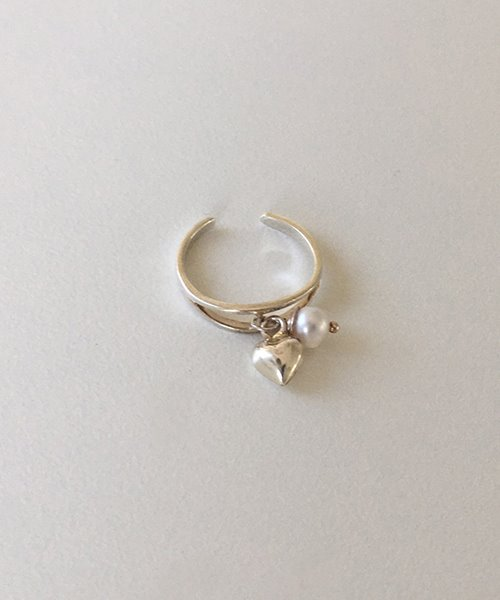 (silver925) restless ring