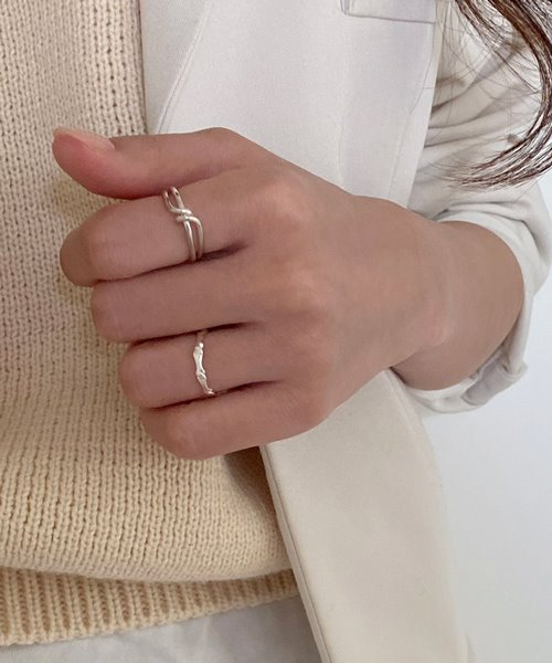 (silver925) vibe ring