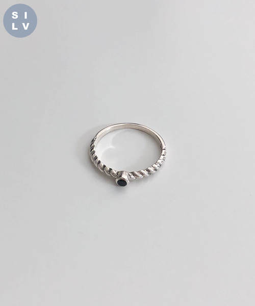 (silver925) ginger ring