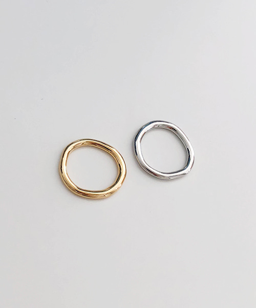 uneven ring